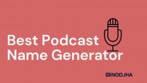 podcast name generator
