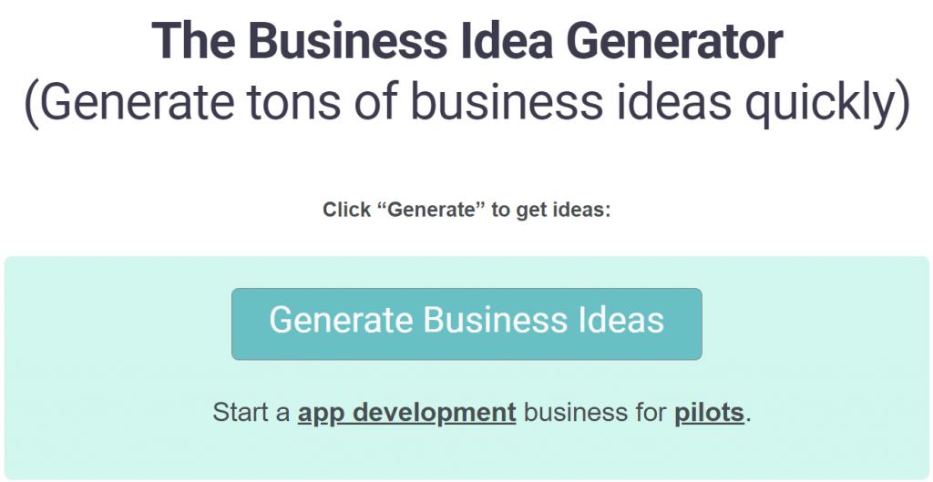 KopywritingKourse business name generator