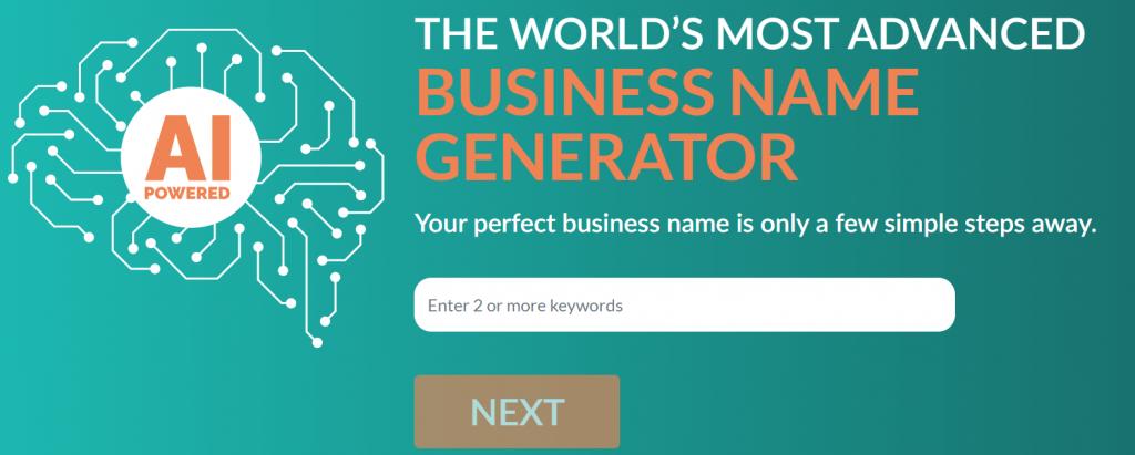 Truic business name generator