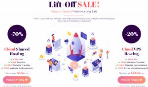 Hostarmada Lift OFF Sale, HostArmada Coupon, HostArmada Discount code
